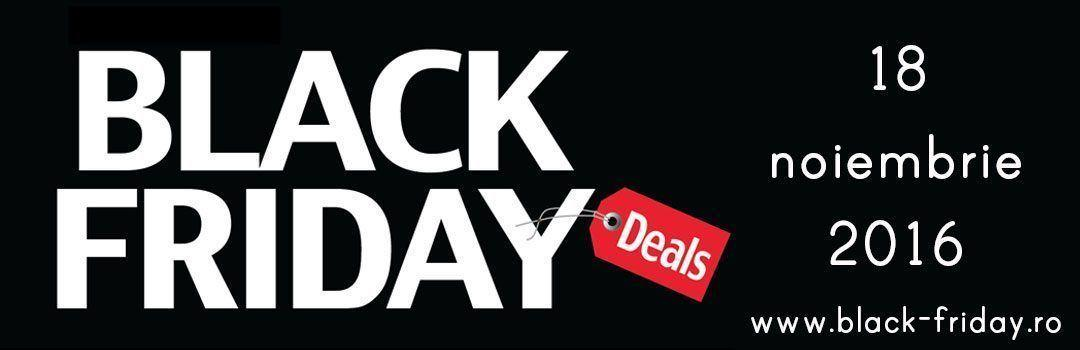 Cataloage reduceri – Black Friday 2016: Altex, Flanco, Germanos, Emag, Originals, Vonino, iStyle, FashionUp, etc