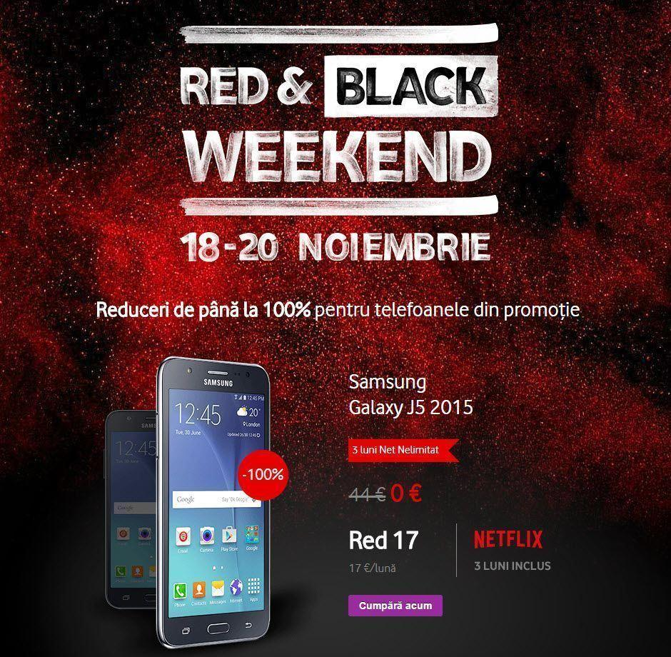 Catalog Black Fiday 2016 - Vodafone