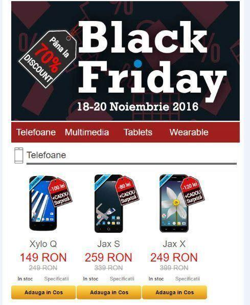 Catalog Black Fiday 2016 - Vonino