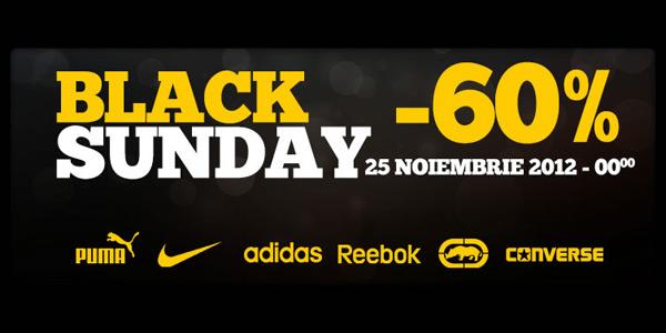Black Sunday la Originals – 25 noiembrie 2012