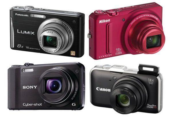 aparate foto compacte black friday