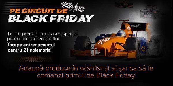 Black Friday la F64: Echipamente foto