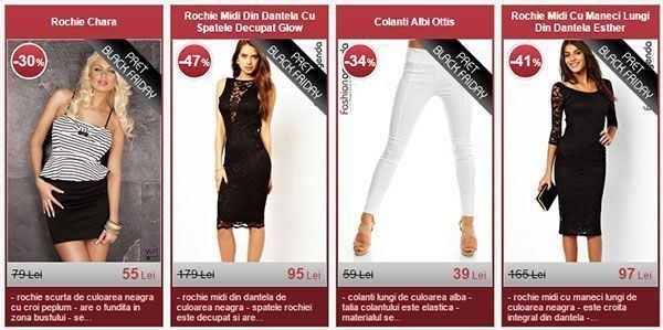 black friday fashion agenda 28 noiembrie 2014