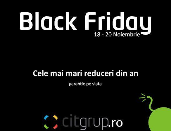 data Black Friday 2016 Citgrup