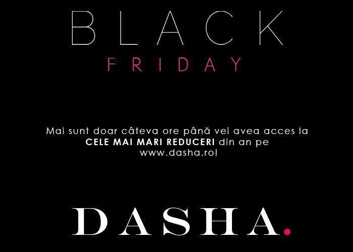 data Black Friday Dasha