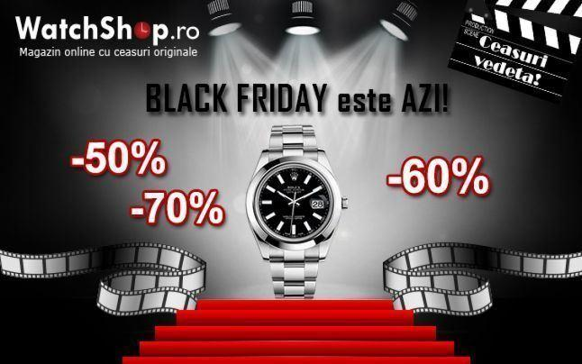 data Black Friday Watchshop