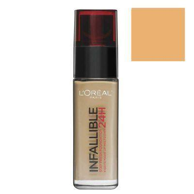 New Loreal Infallible Liquid N°260 SD/Gold.0ml - Black Friday 2016 Clickshop